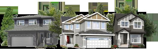 cobblestone Houses